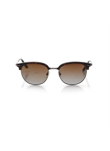 Salvatore Ferragamo Güneş Gözlüğü Gri